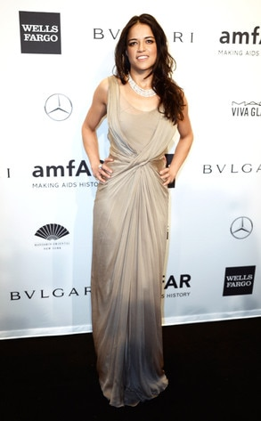 Michelle Rodriguez, amfAR