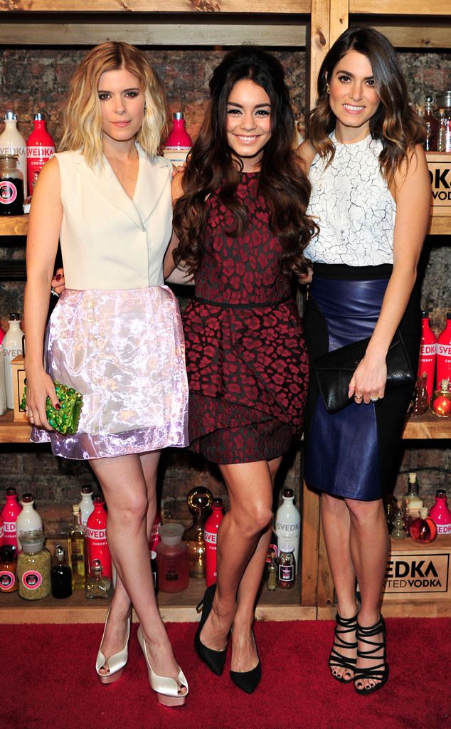 Kate Mara, Vanessa Hudgens, Nikki Reed