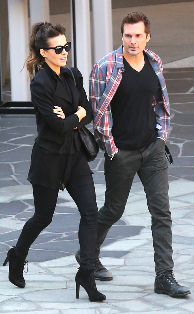 Kate Beckinsale, Len Wiseman