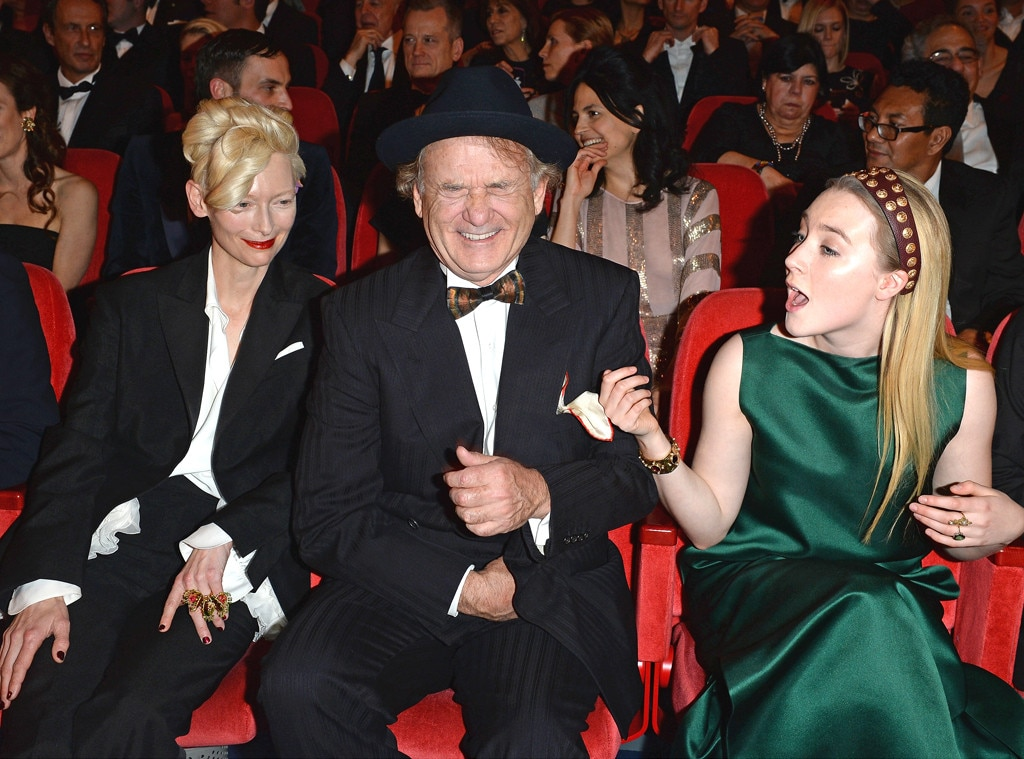 Tilda Swinton, Bill Murray, Saoirse Ronan
