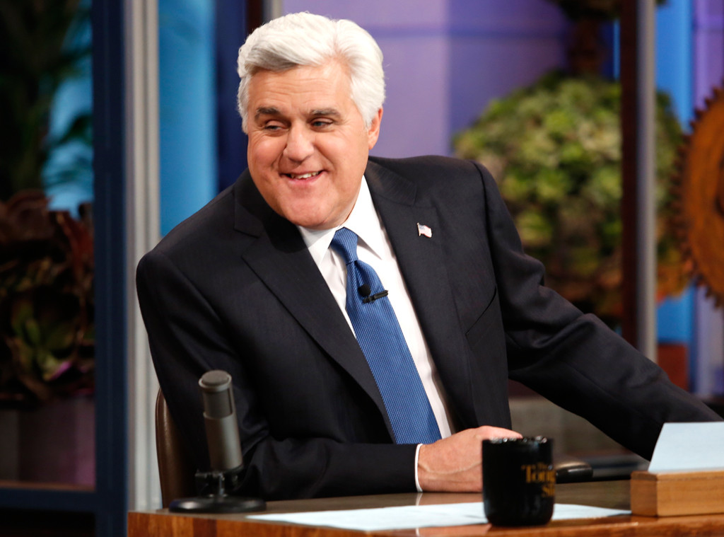 The Tonight Show with Jay Leno, Jay Leno