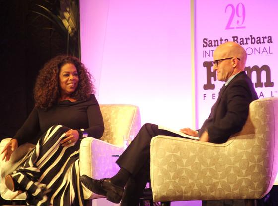 Oprah, Santa Barbara International Film Festival