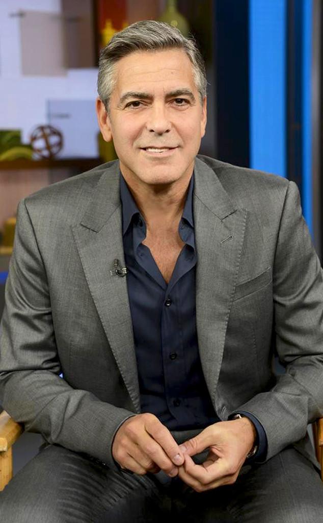 George Clooney, GMA