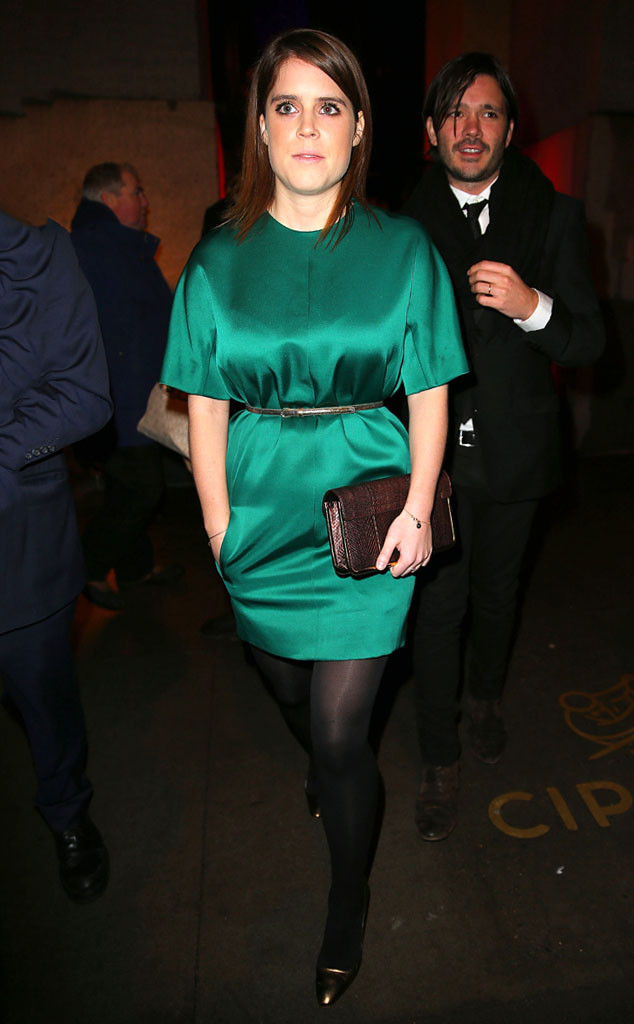 Princess Eugenie, NYFW