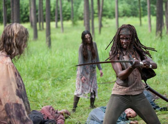 The Walking Dead, Mid Season Premiere