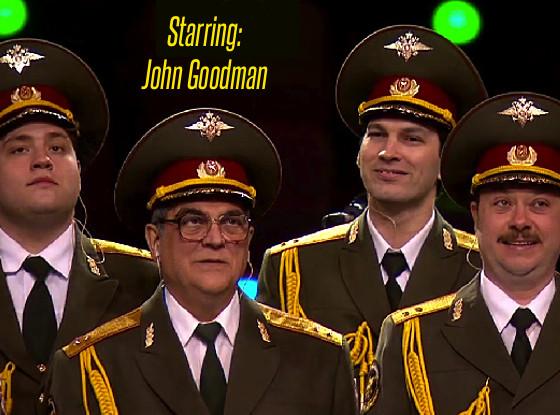 Russian Police Choir