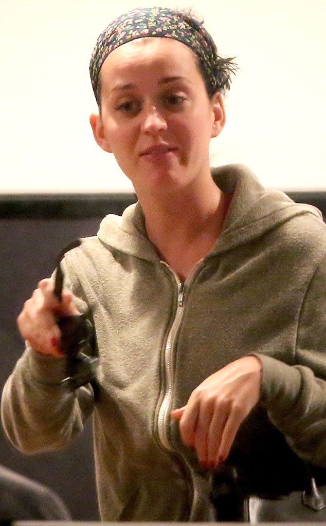 Katy Perry, No Makeup