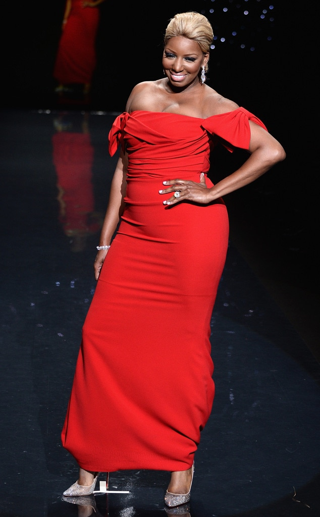 Nene Leakes, Red Dress