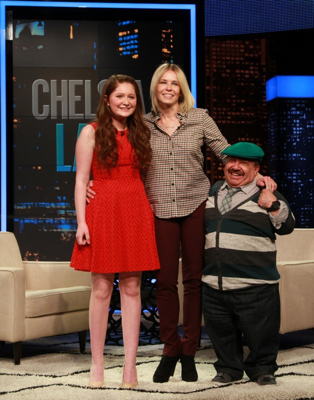 Emma Kenney, Chelsea Lately