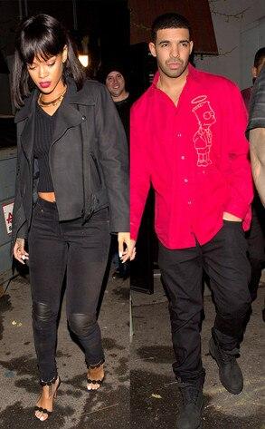 Ριάνα dating Drake