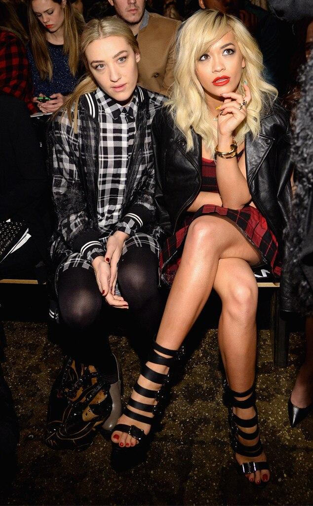 DJ Mia Moretti, Rita Ora
