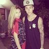Chantel Jeffries, Justin Bieber, Instagram