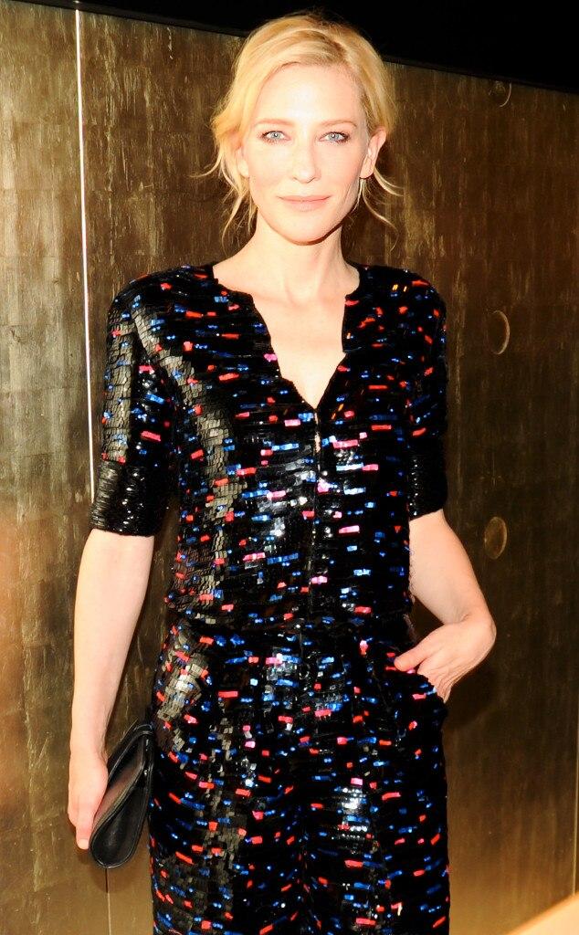Cate Blanchett, Giorgio Armani Honors Martin Scorsese