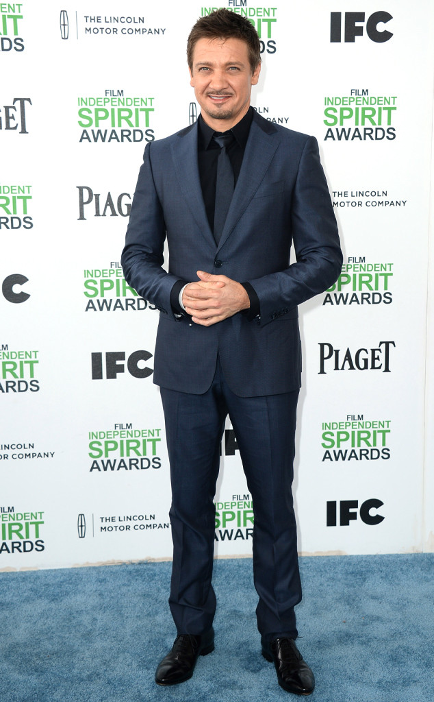 Jeremy Renner, Film Independent Spirit Awards