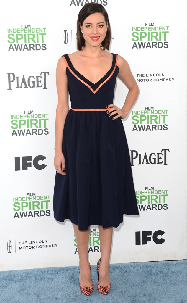 Aubrey Plaza, Film Independent Spirit Awards