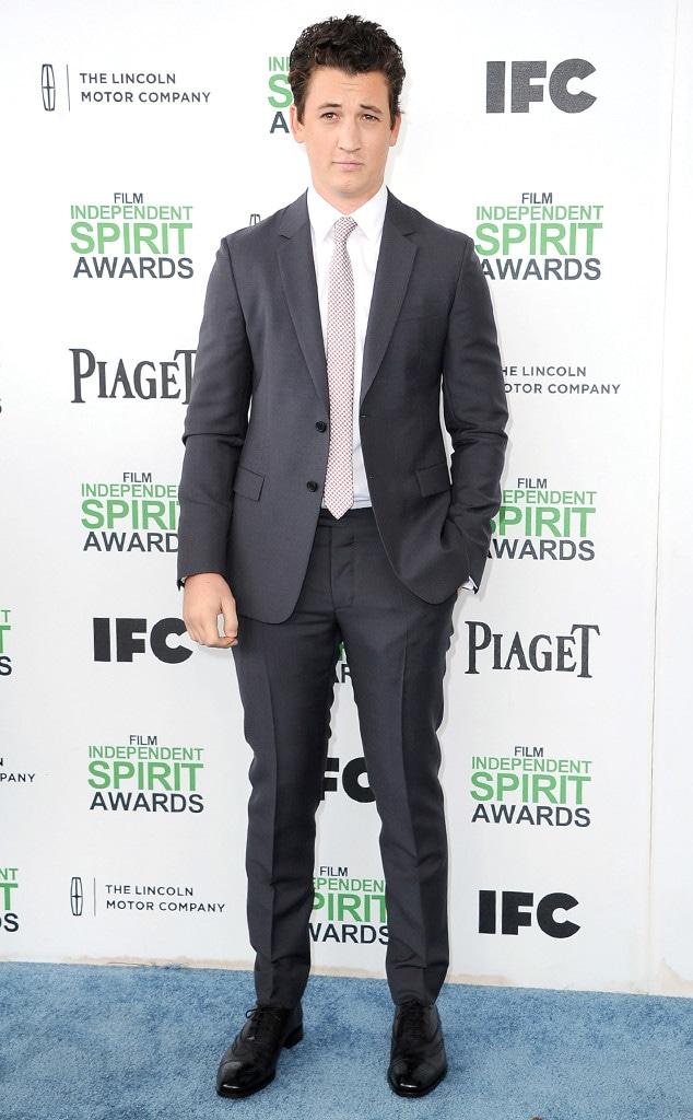 Miles Teller, Film Independent Spirit Awards