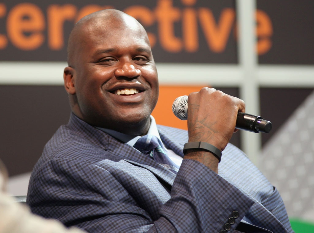 Shaquille O'Neal, SXSW 2014