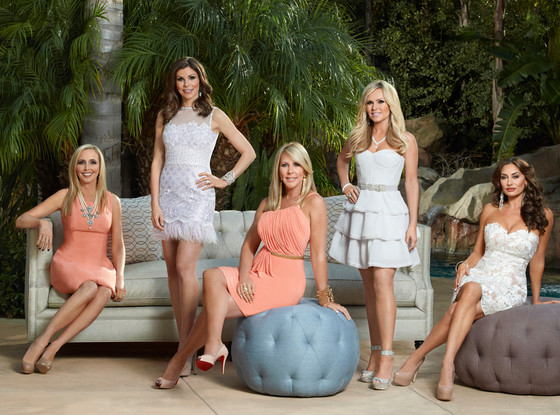 The Real Housewives of Orange County Cast