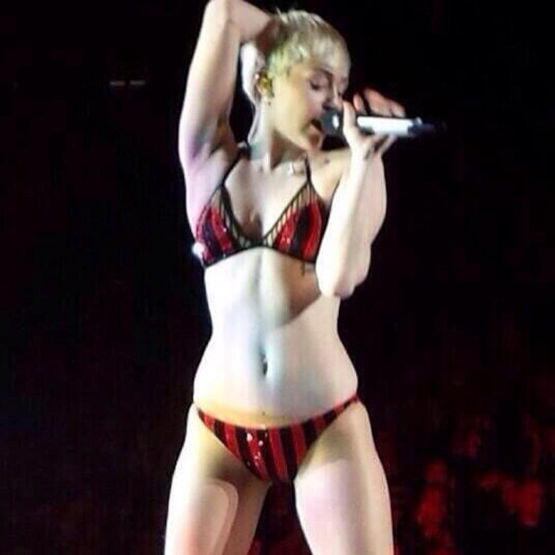 Miley Cyrus Panties Pictures