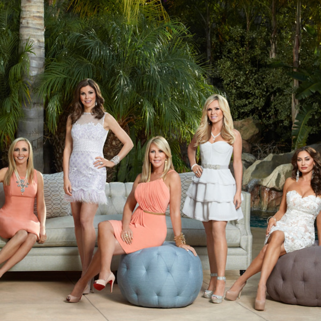 Real Housewives of Orange County Cast Then & Now: Photos