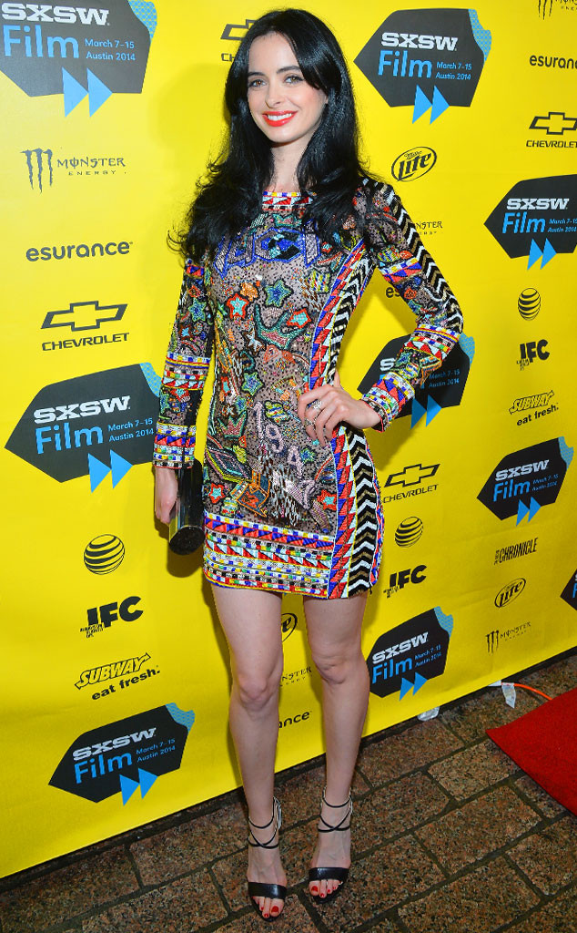 Krysten Ritter Proves ''It Gets Better'' With This Hilariously Dorky Childhood Photo | E! News ...