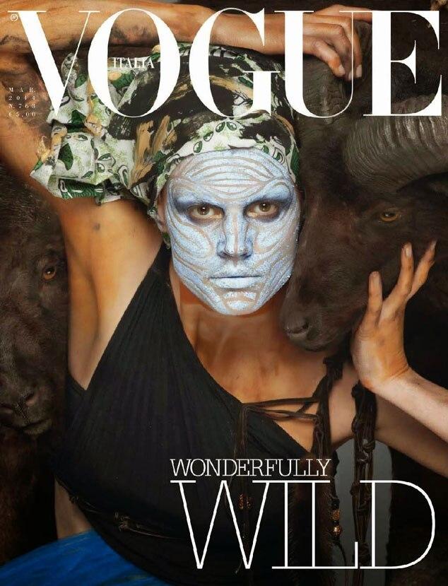 Vogue Italia, Cover