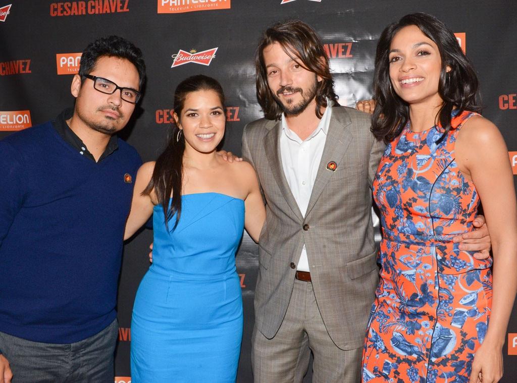 Michael Pena, America Ferrera, Diego Luna, Rosario Dawson