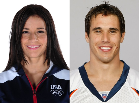 Brady quinn dating olympian