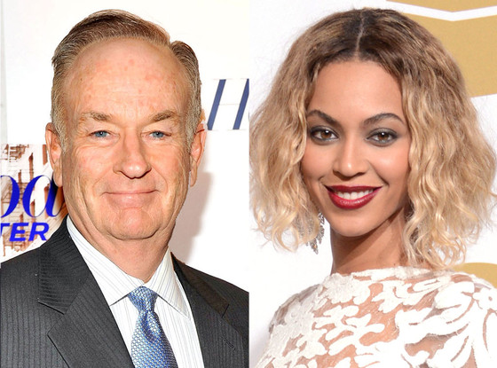 Bill O'Reilly, Beyonce