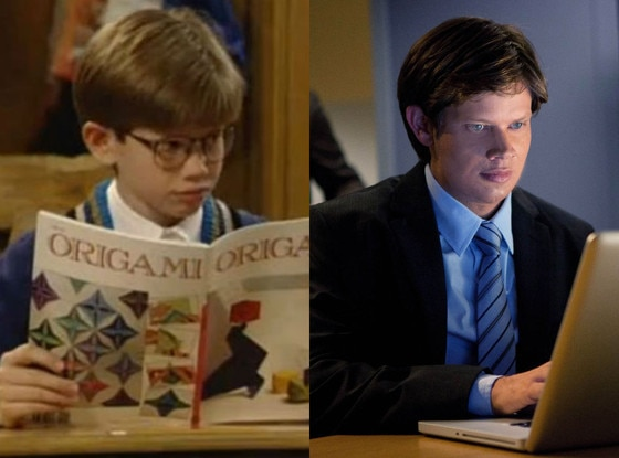 Lee Norris as Stuart Minkus -  Minkus was the haughty know-it-all who sucked up to Mr. Feeny and constantly showed-off his know-it-all skills in the first few seasons of  Boy Meets World . Minkus mysteriously went MIA for four years after Cory and Shawn willed him to disappear.