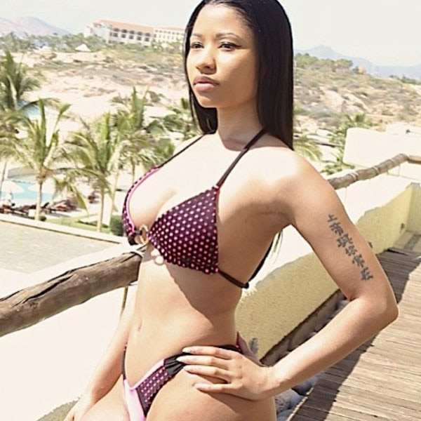 Sexy pics of nicky minaj