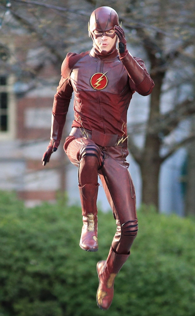 Grant Gustin, Flash Gordon