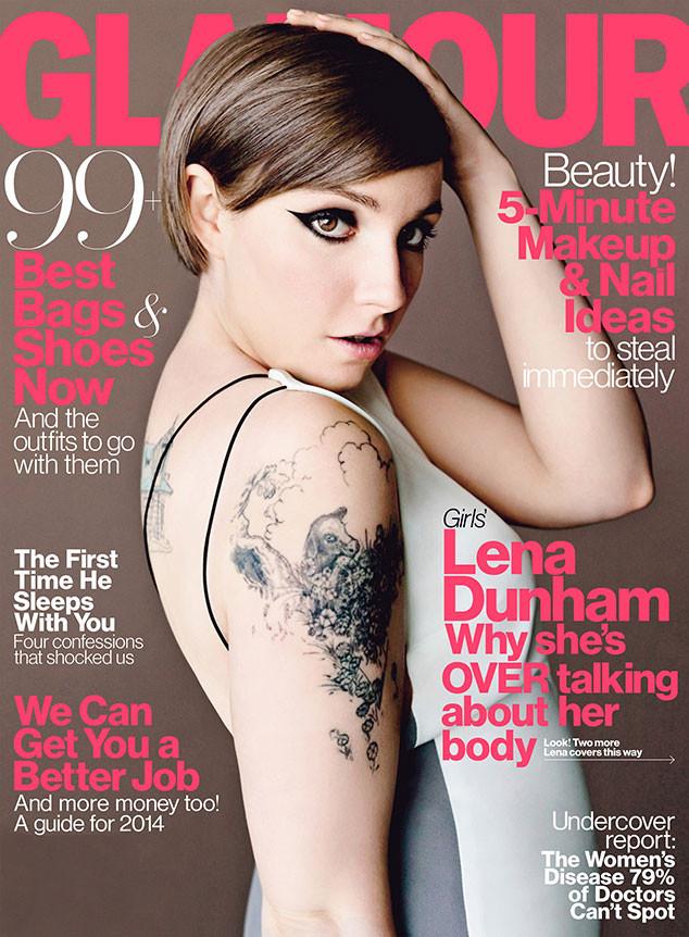 Lena Dunham, Glamour