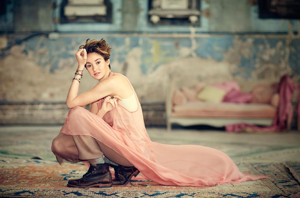 Shailene Woodley, Teen Vogue