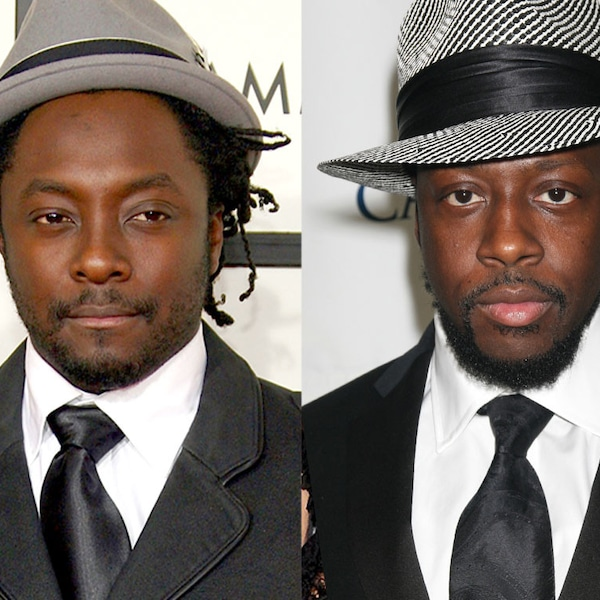 Wyclef Jean Wyclef Wyclef Jean Wyclef Jean Wyclef: Will.i.am & Wyclef Jean From Celebrity Look-Alikes