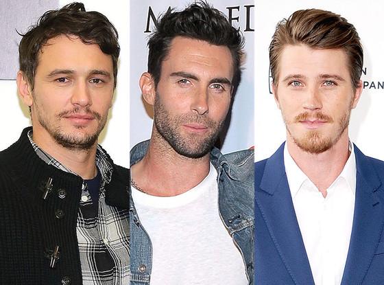 James Franco, Adam Levine, Garrett Hedlund, Lindsay Lohan