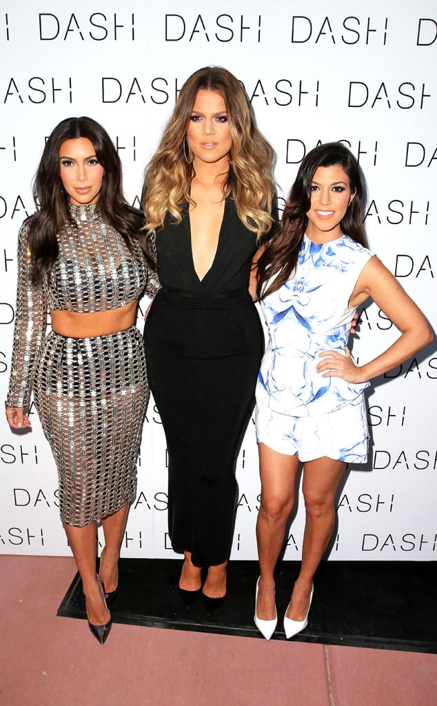 Khloe Kardashian Reveals What Kim, Kourtney, Kylie ...