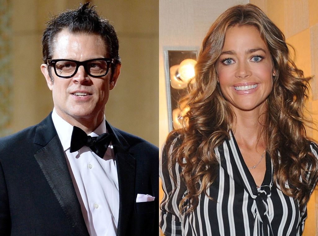 Denise Richards, Johnny Knoxville, Same Age Gallery