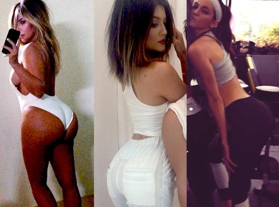 Kim Kardashian, Kendall Jenner, Kylie Jenner
