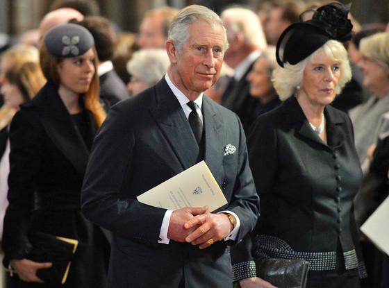 Princess Beatrice of York, Prince Charles, Camilla