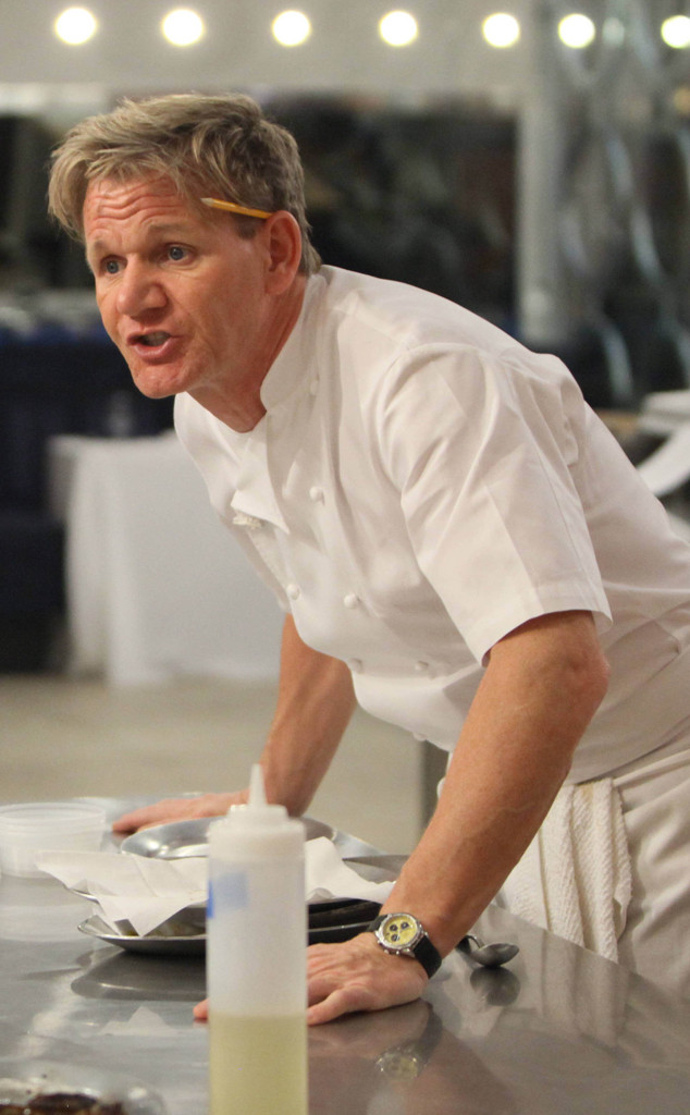 Gordon Ramsay, Hell's Kitchen
