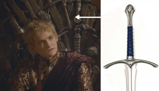 Game of Thrones, Gandalf, Robin Hood