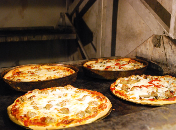 Pizza, Pies, Connie's Pizza