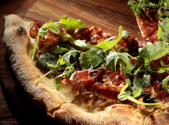 Pizza, Pie, Salty Pig's Pizza