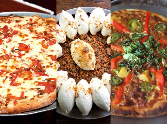 Pizza, Pies