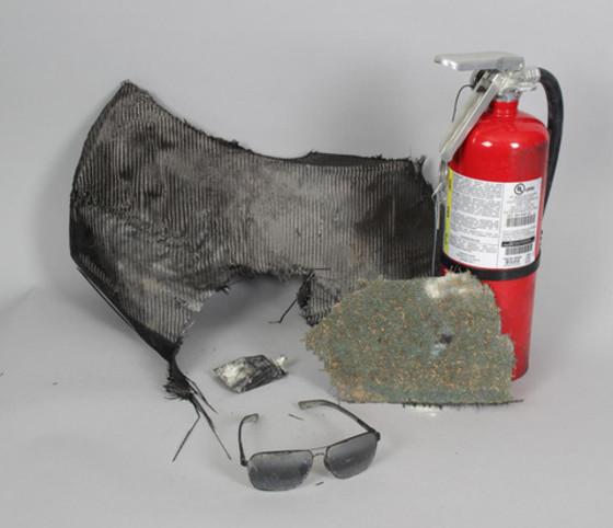 Óculos que Paul Walker usava quando morreu