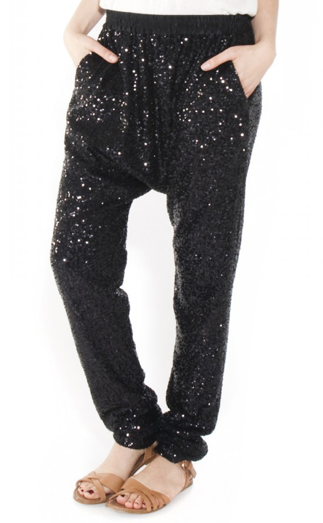 Night On The Town  These sequin pants from Otte NY confirm that all eyes will  be on you when you are out for the night with your girlfriends. 3adddfad2