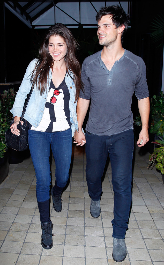 Taylor Lautner, Marie Avgeropoulos