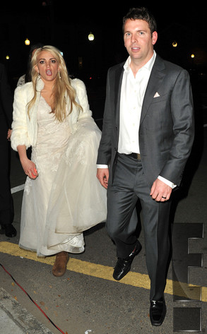 Jamie Lynn Spears, Britney Spears, Wedding