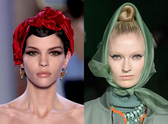Headscarves, Scarf
